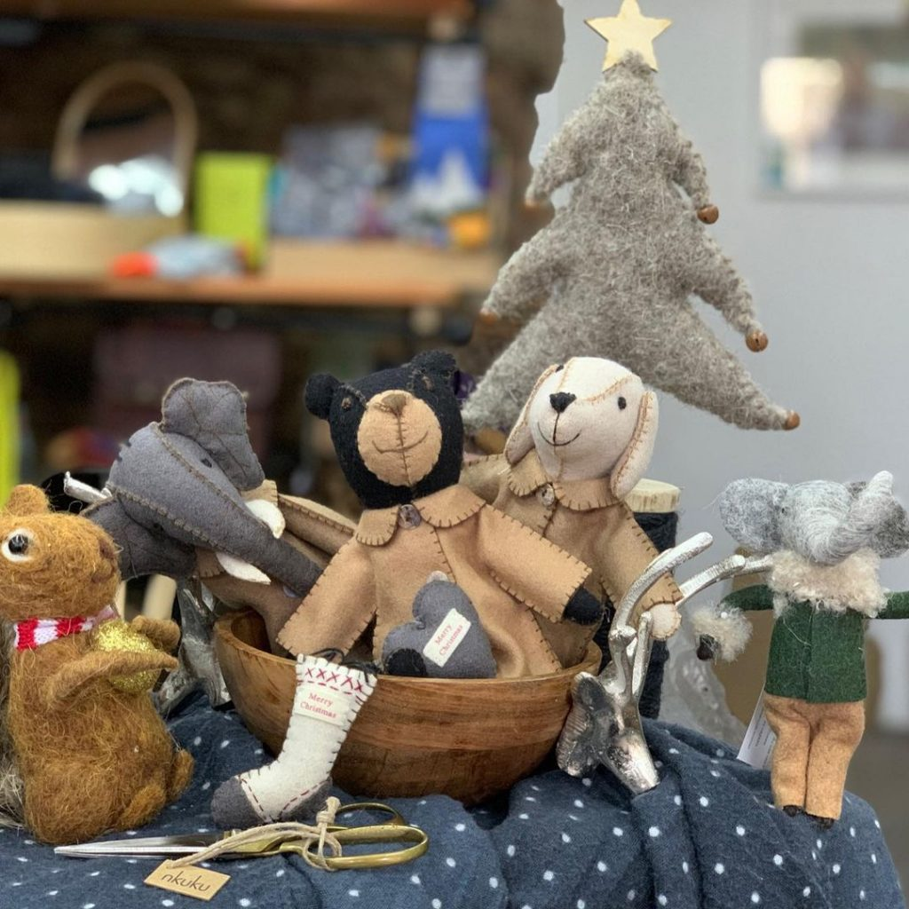 Coo Creative Herefordshire gift shop